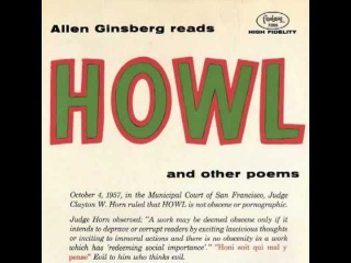 Allen Ginsberg reads Howl, (Big Table Chicago Reading, 1959)