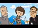 Песня мульт-клип Мы летим Из мультфильма Старый дуб оригинальный фрагмент