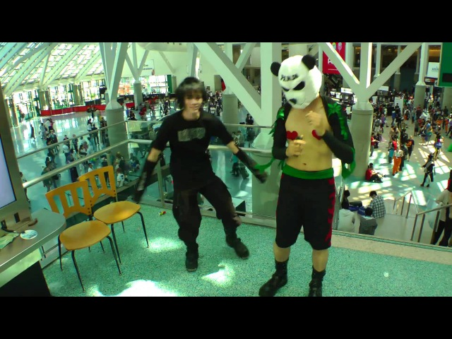 Tank9 Anime Expo 2012 Dance