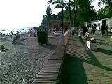 Пляж и набережная Вардане