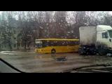 Ужасная авария в кировском районе Волгограда