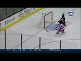 Bobrovsky robs St. Louis with amazing pad save