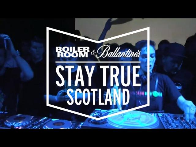 Nina Kraviz Boiler Room x Ballantine's Stay True Scotland DJ Set