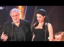 Anna Netrebko & Placido Domingo 27.06.08 Lippen Schweigen