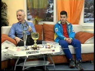 Ранкова кава Володимир Куделя та Дмитро Литвинюк 20.11.2014
