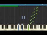 Croatian Rhapsody Maksim Mrvica piano tutorial 100