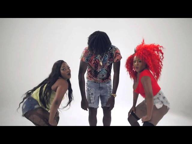 Aidonia - Nuh Boring Gyal/Buddy Bruka [Official Music Video]