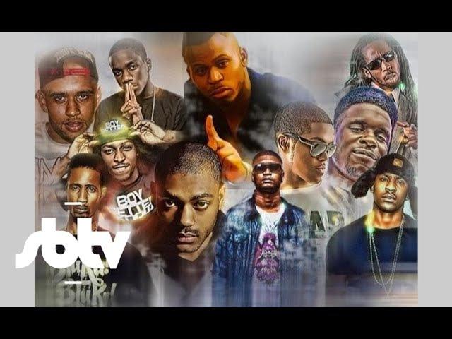 Fekky ft Tempa T, Skepta, Jammer, D Double E, JME, Frisco, Kano more | Still Sittin' Here: SBTV