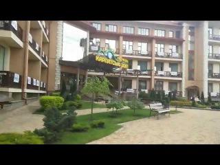 Красоты окрестностей отеля Карпатские Зори (семинар Helix в г. Яремче)