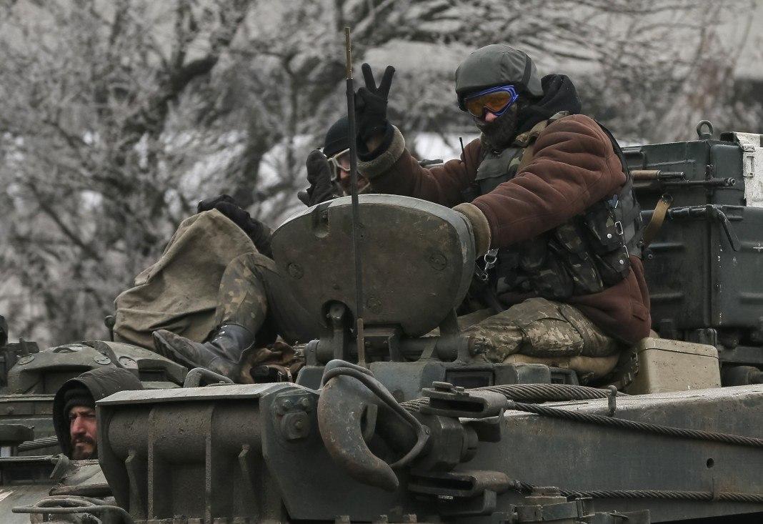 Ukrainian Armed Forces / Zbroyni Syly Ukrayiny - Page 9 Lk5LaPel6CU