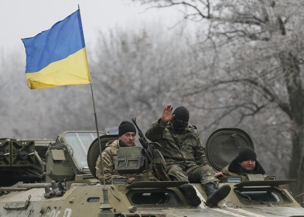 Ukrainian Armed Forces / Zbroyni Syly Ukrayiny - Page 9 ErnDgnzUq-w
