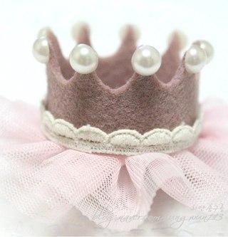 Заколки корона своими руками
