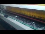 Современный станок по производству жаккардовой ткани