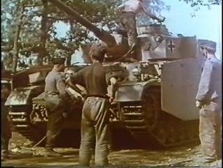 Третий Рейх в цвете: 1937-1945 / The Third Reich, in Color: 1937-1945 / 1998 / 2 часть