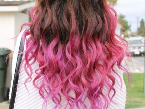 AlexandrasFashionBlog: Hairstyles- Crazy Hair Colors