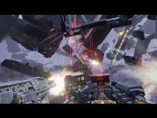 EVE - Valkyrie - Gameplay B Roll E3 2015