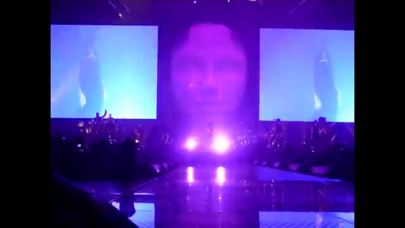 Shakira. Ojos asi Live Antwerpen 12.12.2010
