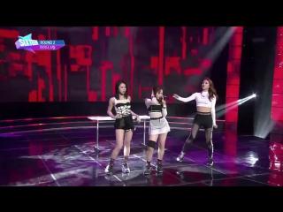 [02.06.2015] Sixteen • Ep. 5 - Minor A (Momo, Chaeyoung, Jiwon) VK