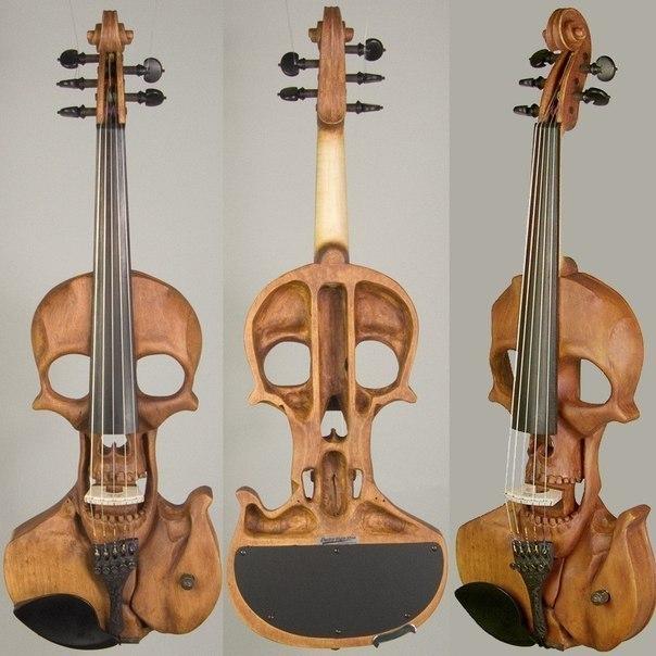 Дизанерская скрипкаКак вам?