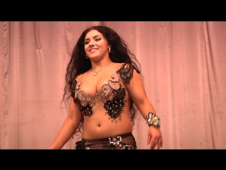 Very hot belly dance arab <3