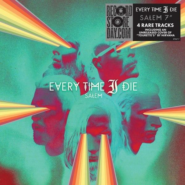 Every Time I Die - Salem (EP) (2015)