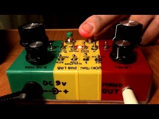 Uoki-Toki - Dub Lab (demo with delay)