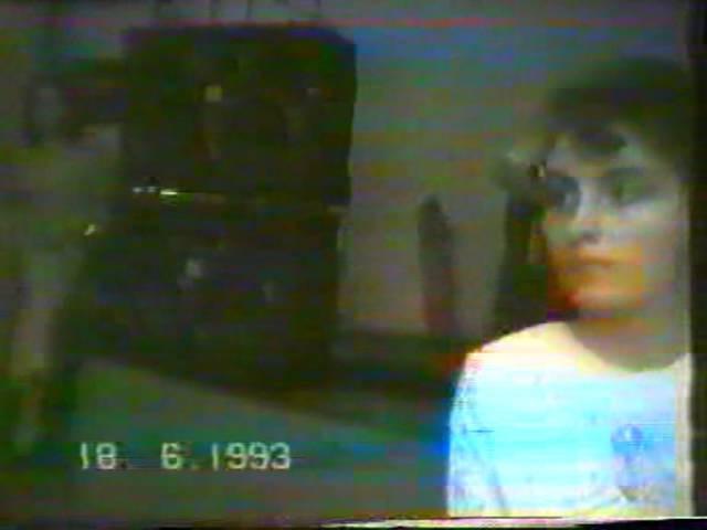 Выпускной 1993 Шумерля дискотека в ДК Восход (все школы).