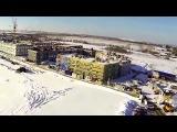 25.02.2015 Взгляд с высоты. Первый Пермский микрорайон. Готовность 59%