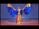 Belly Dance, Triple Isis Wings at Spark Dance Competition 2012 by Iana, Silver Award
