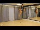 Pole Dance Tutorial - Pole Sit from Climb