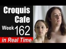 Croquis Cafe: Figure Drawing Resource No. 162