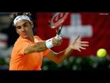 Borna CORIC vs Roger FEDERER 12 Highlights HD Dubai 2015