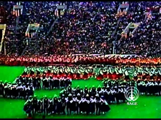 Олимпиада-80. Церемония открытия - Olympics 1980 Moscow. Opening Ceremony