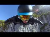 GoPro Majestic Wingsuit Flight in Switzerland
