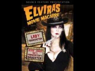all Movie Horror elvira s movie macabre lady frankenstein / Эльвиры с кино жуткий леди Франкенштейна