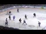 КХЛ Атлант - Динамо Мн (2013.01) Сейв. Снова приходится вступать в игру С. Галимову (Атлант).
