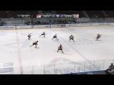 khl Северсталь - Динамо Р (2012.12) Гол. Рижское