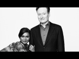 Actors on Actors Conan O'Brien and Mindy Kaling (Full Version)