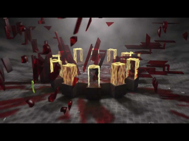 Glaze H8_Seed - Awoken - 3D Typography Video