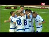 0-1 Gleb Rassadkin GOAL. Dinamo Minsk - Red Bull Salzburg (20/08/2015)