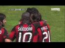 Pirlo Incredible Goal vs Parma 0 1 AC Milan HD