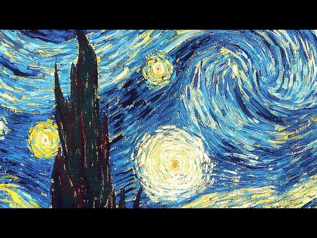 Звездная ночь, Винсент Ван Гог - видео обзор картины