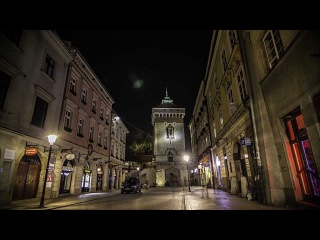 Royal Trail - A night walk through Cracow's Old City