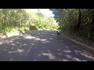 Raw Run in Puerto Rico: Brett Ciabattini + the Baffle 37