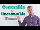 Countable and Uncountable Nouns (SOSTANTIVI INGLESI contabili e non)