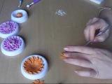Великолепное видео где показано как можно своими руками сделать герберы из мастики.