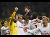 ЦСКА (Москва, Россия) - СПАРТАК 0:1, Чемпионат России - 2008