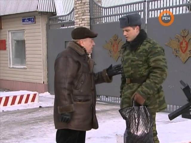 Солдаты / 7 сезон / 14 серия