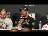 Fight Night Austin: Post Fight Press Conference Highlights