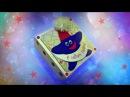 Новогодняя подарочная коробочка Звездочка